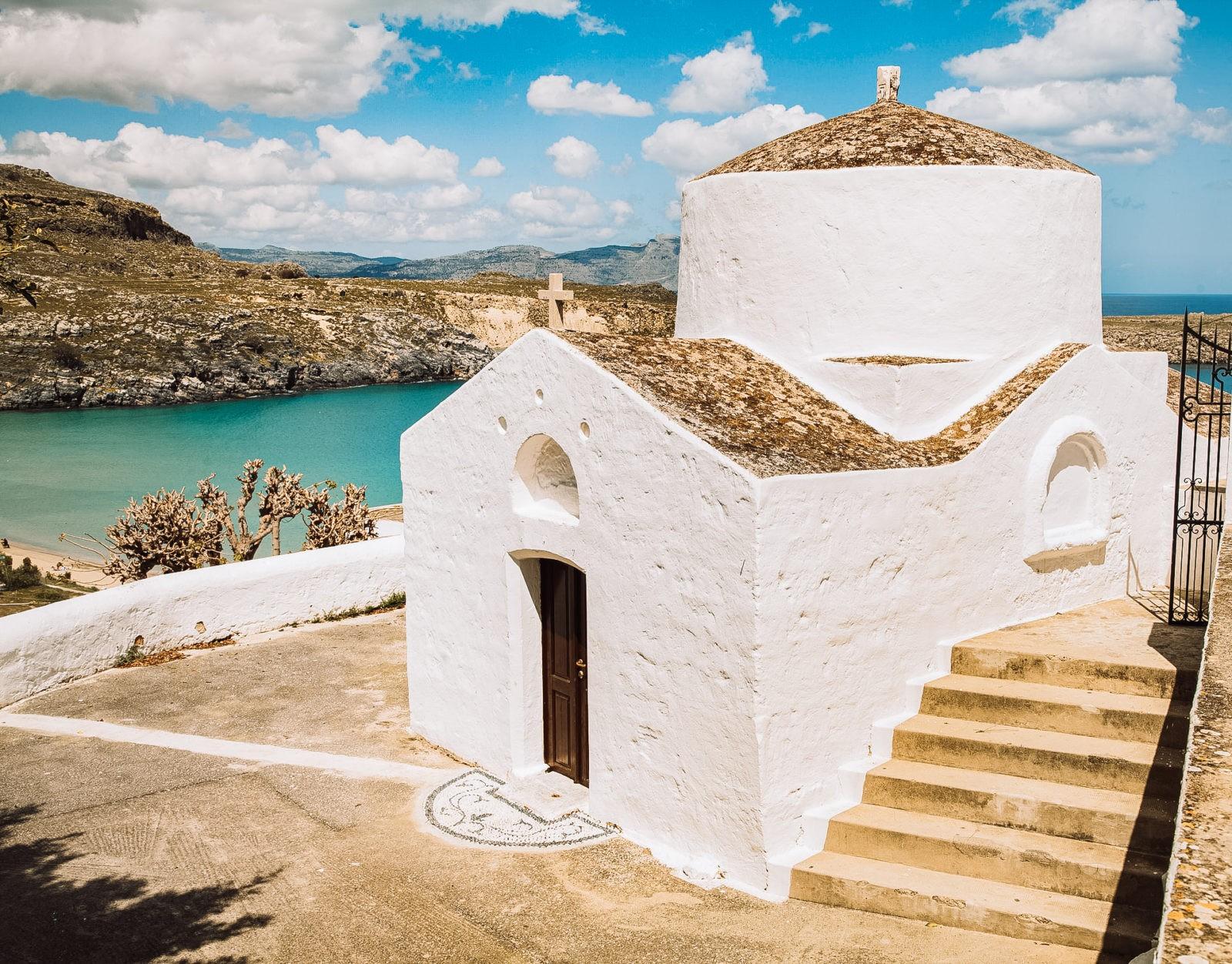 Lindos, Griechenland